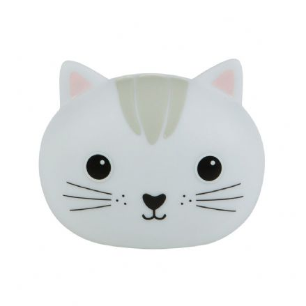 Nori Cat Kawaii Friends Night Light by Sass & Belle